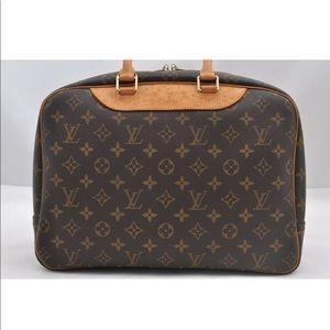 Authentic Louis Vuitton monogram deauville handbag